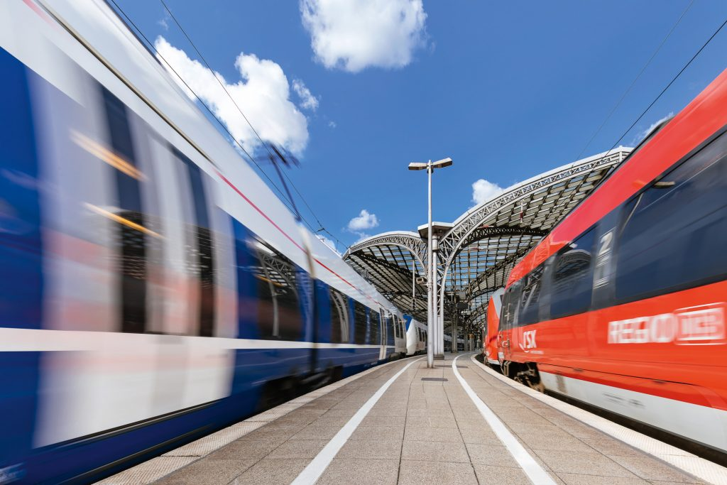 VRS Köln HBF NX und RSX
