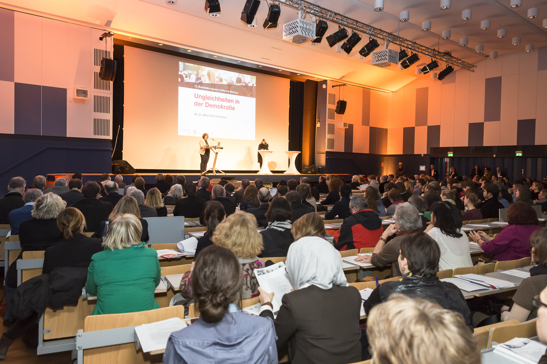 13. Bundeskongress Politische Bildung 20.03.2015