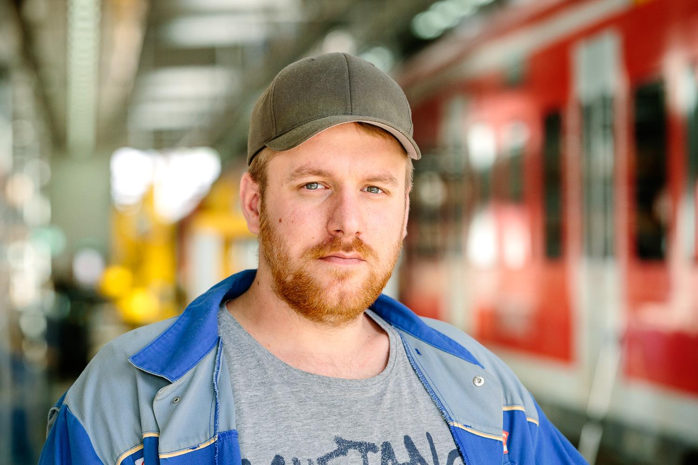 DB Regio Präsentation Mottozug 2016 'Biste jeck, fährste Zoch'