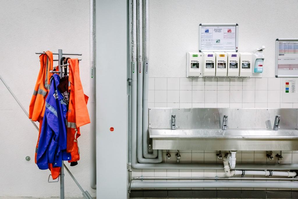 DB Werkstatt waschbecken