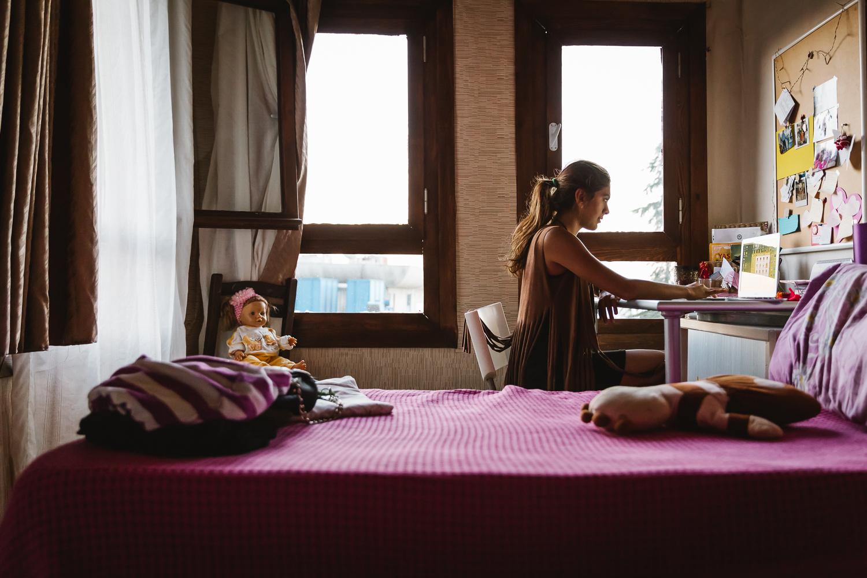 Ela, Chemiestudentin, Istanbul