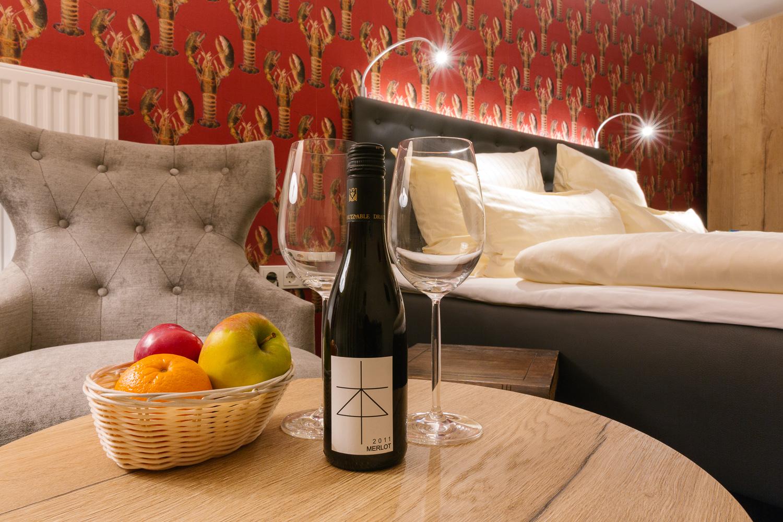 Hotel auf den Hummerklippen, Helgoland, Rickmers Hotelbetriebs K