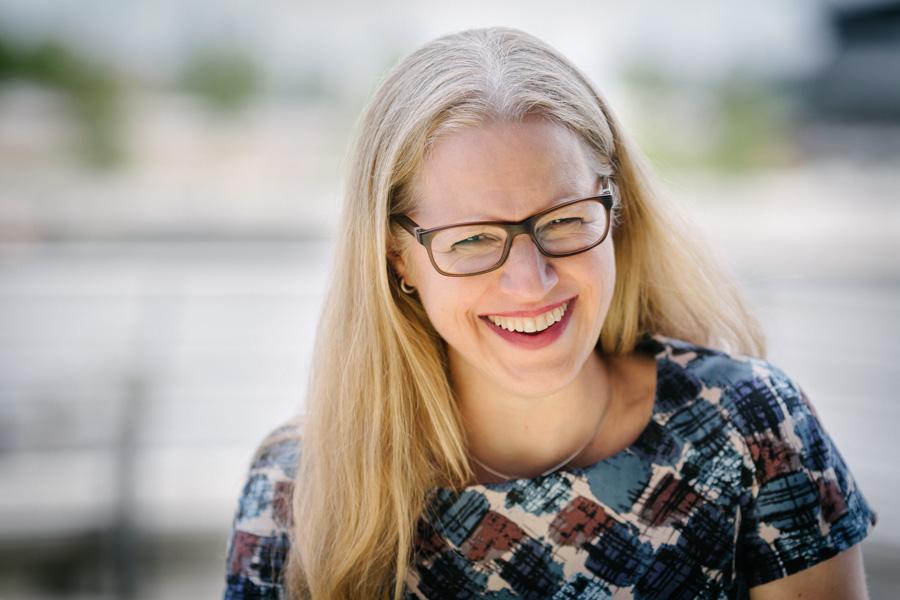 """Isabel Bogdan, Autorin """"Der Pfau"""", Kiepenheuer&Witsch ©Smil"""
