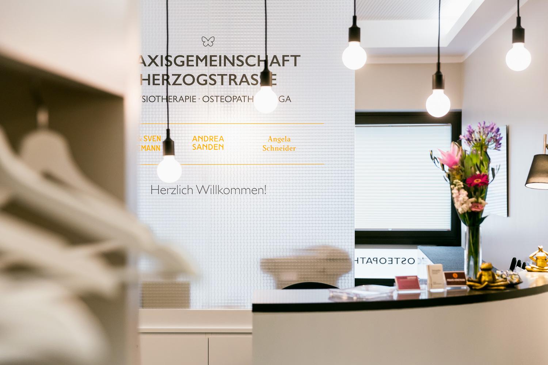 Praxisgemeinschaft Herzogstrasse 2016©Smilla Dankert
